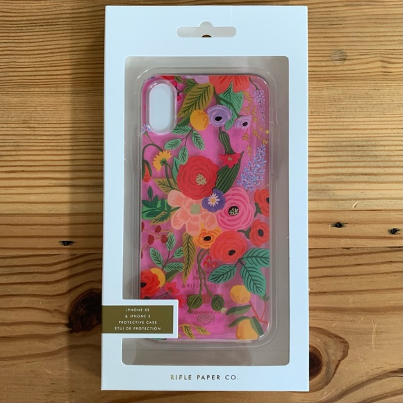 Rifle Paper Co. iPhone X/XS Case